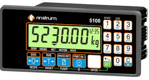 weigh bridge indictor 5100