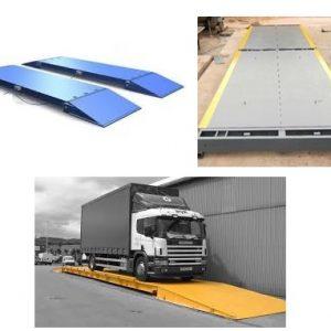 weigh pad exel weigh bridge ( portable weigh bridge )