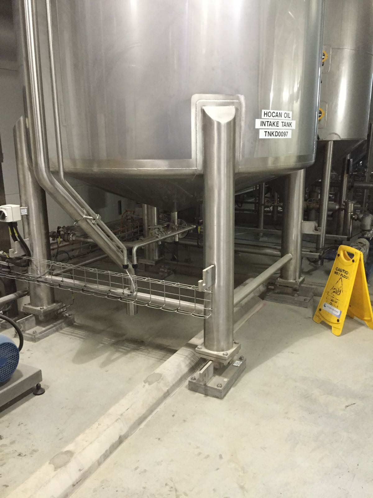 Sclpx Compression Tank Silo Amp Hoppers 100 Kg To 50000